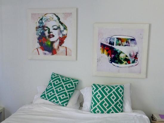 Arcadia Village Motel: bedroom