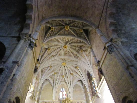 San Isidoro - Picture of Museo Panteon San Isidoro de Leon ...