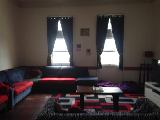 1849 Backpackers Hotel, Albany: 1849 loungeroom