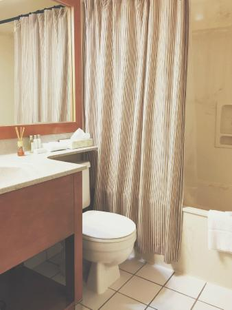 Greenbrier Hotel: All of our suites come equipped with a full bathroom