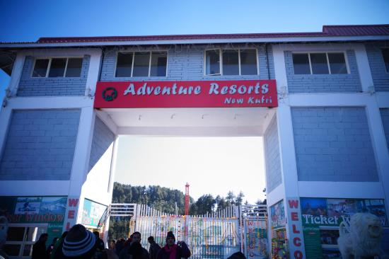 Adventure Resorts, New Kufri