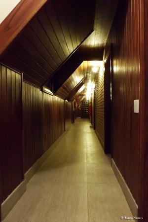 Hotel Monte Carlo : corredor