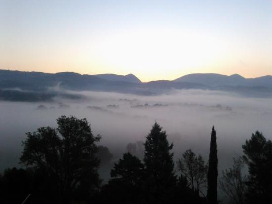 Hotel Il Cacciatore: sveglia all'alba!