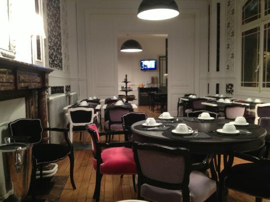 Hotel de Paris : Salle 2