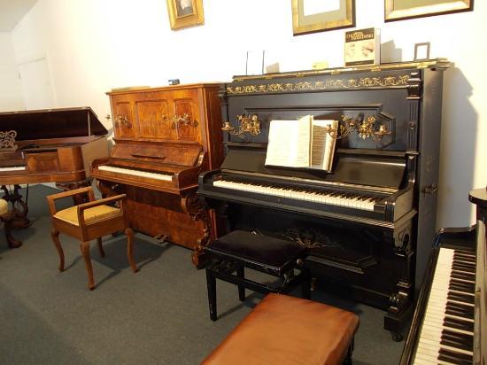 Oneroa, New Zealand: Whittaker's Music Museum