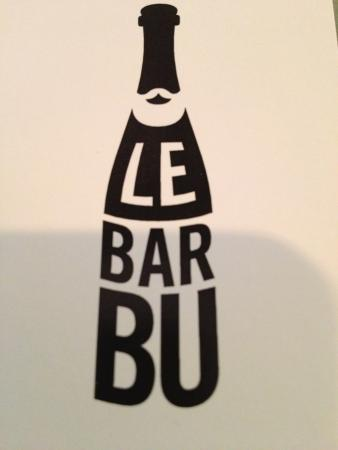 Le Bar Bu