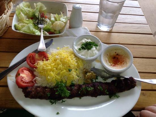 Shiraz Authentic Persian Restaurant: Lamb