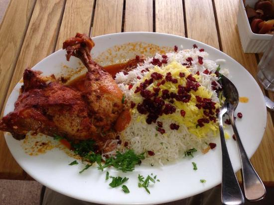 Shiraz Authentic Persian Restaurant: Chicken