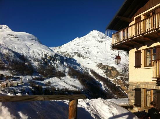 Chalet L'Eperviere: Mountain in Winter