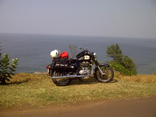 Ganpatipule India  City new picture : Ganpatipule, India: ride thru our own west coast route!!! : @ arey ...