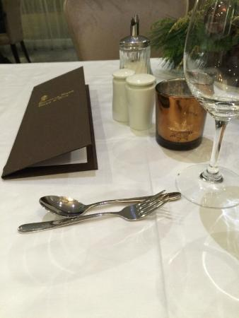 Genusshotel Goldene Rose: Ho approfittato della mezza pensione a soli 14€ a notte. Eccellente!