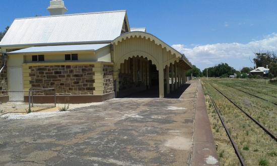 Burra Railway Station