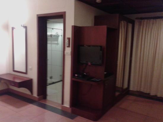 The World Backwaters: room