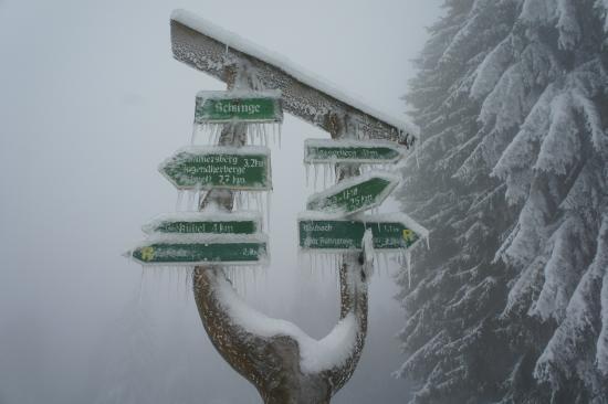 Werrapark Resort Hotel Heubacher Höhe: Winterliche Wandervergnügen