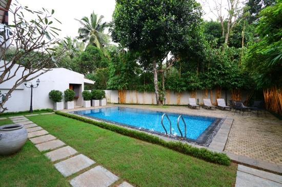 Clove Villa: Swimming Pool