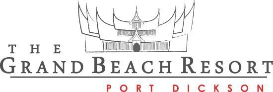 The Grand Beach Resort: Hotel Logo