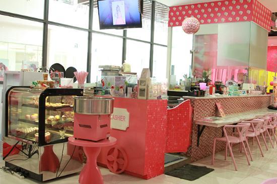 cafe Picture of Barbie Store Indonesia Jakarta TripAdvisor