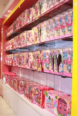 barbie store Picture of Barbie Store Indonesia Jakarta