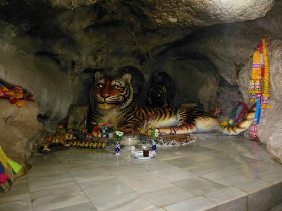temple du tigre - Picture of Tiger Cave Temple (Wat Tham ...