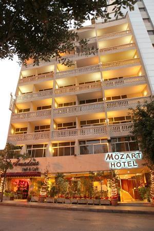 Mozart Hotel : Hotel Mozart