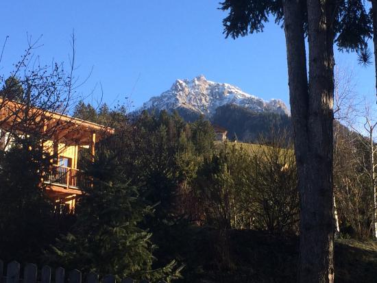 Hotel Al Plan: panorama esterno hotel