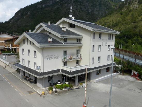 Hotel Riposo Bar-Ristorante