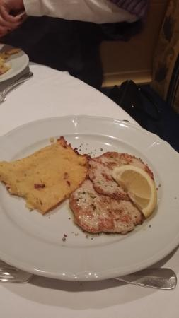 Hotel Flora : menu serale
