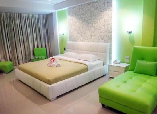 Access Inn Pattaya: Premium room