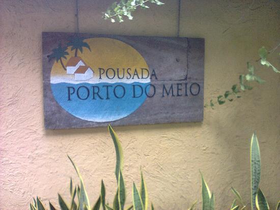 Pousada Porto do Meio : Linda Pousada!