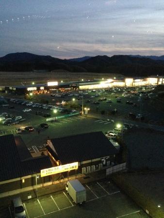 Hotel Ekono Taki: Shopping center and Public spa