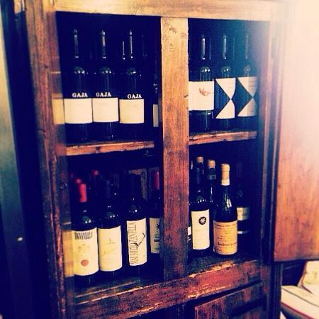 Le Specialita: Excellent wines