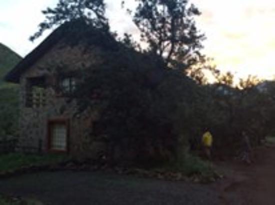 Maliba River Lodge: double story lodge