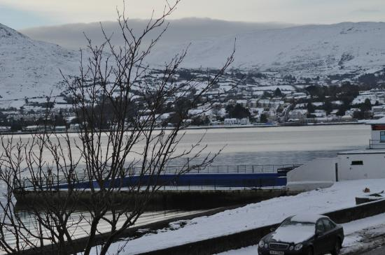 Bayview Bed and Breakfast Warrenpoint: warrenpoint in winter
