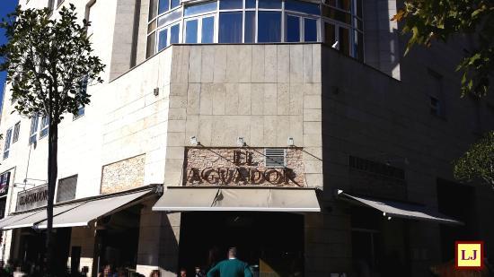 Restaurante El Aguador Nervión : Exterior.