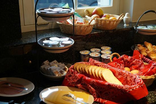 Lottum, Niederlande: Ontbijtbuffet