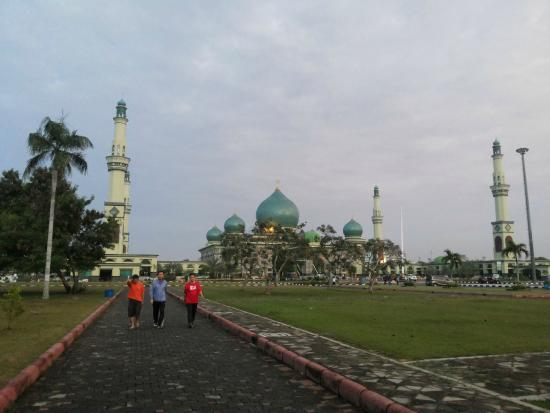 An-Nur Grand Mosque