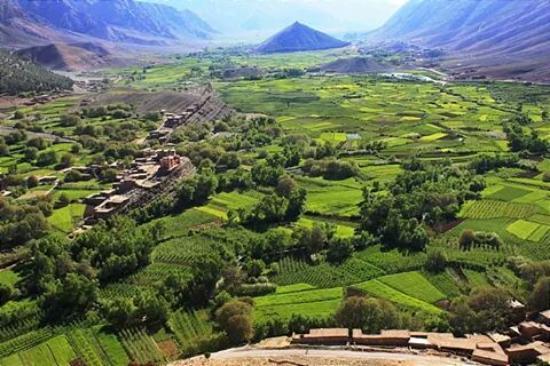 Aït Ayoub : la vallée heureuz