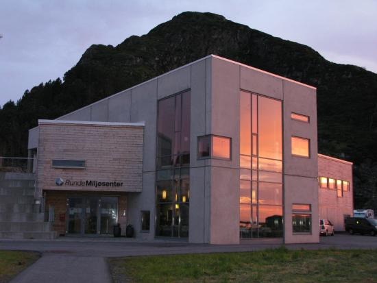 Runde Environmental Centre - Visitor Centre