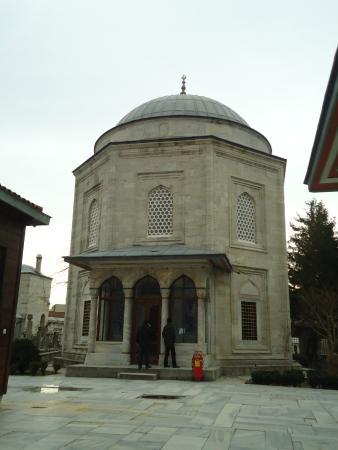 Mausoleum (türbe) of Hürrem Sultan (Roxelana), wife of ...