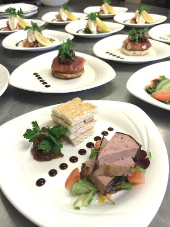 Fynn Valley Golf Club: A selection of starters