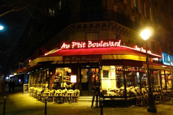 Au P'tit Boulevard