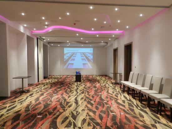 Biohotel Organic Suites Bogota D.C: Salon de Eventos