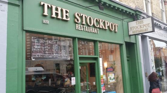 The Stockpot Restaurant