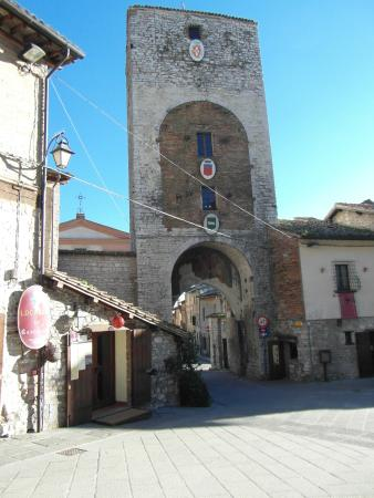 Museo Torre di Porta Romana: Porta Romana