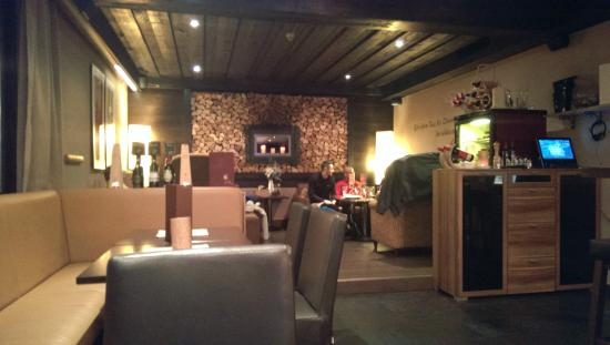 Alpenhotel Edelweiss: Hotelbar