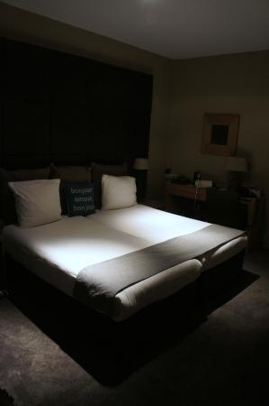 Best Western Delphi Hotel : Camera da letto