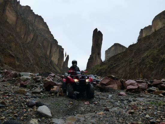 MTB Motorcycle Tours Bolivia