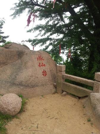 Zhashan Scenic Resort: 成仙台