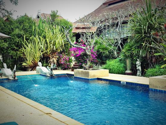 Jasmine Hills Villas & Spa: Swimming Pool