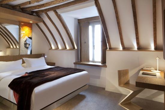Select Hotel: Chambre executive Top Floor